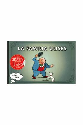 LA FAMILIA ULISES (ZETABOLSILLO 110)