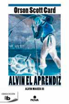 ALVIN EL APRENDIZ  (B DE BOLSILLO)