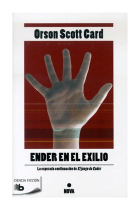 ENDER EN EL EXILIO (B DE BOLSILLO)