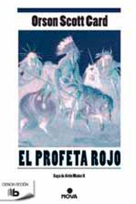 EL PROFETA ROJO (B DE BOLSILLO)