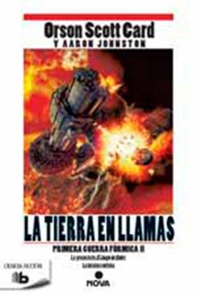 LA TIERRA EN LLAMAS. PRIMERA GUERRA FORMICA II (NOVA BOLSILLO)