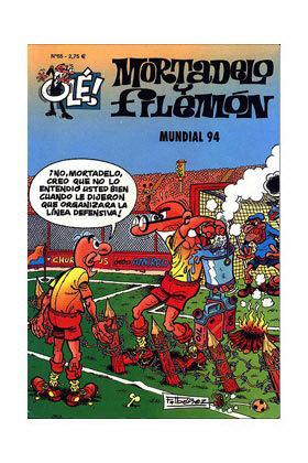 OLE MORTADELO 065: MUNDIAL 94