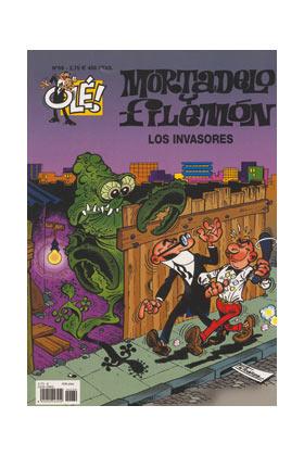 OLE MORTADELO 069: INVASORES, LOS (GS)