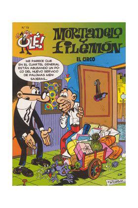 OLE MORTADELO 072: CIRCO, EL (GS)