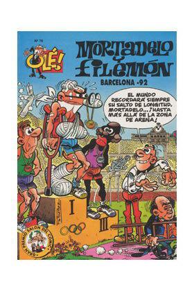 OLE MORTADELO 076: BARCELONA 92