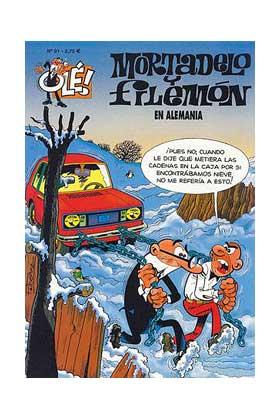 OLE MORTADELO 091: EN ALEMANIA (GS)