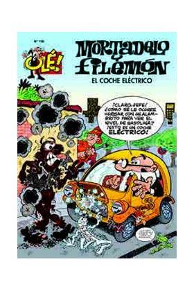 OLE MORTADELO 196: EL COCHE ELECTRICO