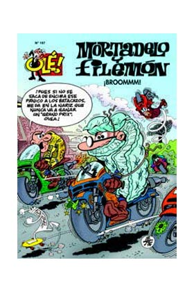 OLE MORTADELO 197: ¡BROOMMM!