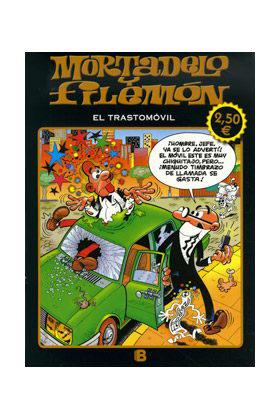 MORTADELO Y FILEMON: EL TRASTOMOVIL
