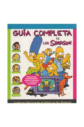 SIMPSONS 15: GUIA COMPLETA DE SIMPSON