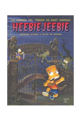 SIMPSONS 19: HEEBIE-JEEBIE.LA CABAÑA DEL TE