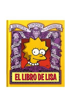 LOS SIMPSON: EL LIBRO DE LISA