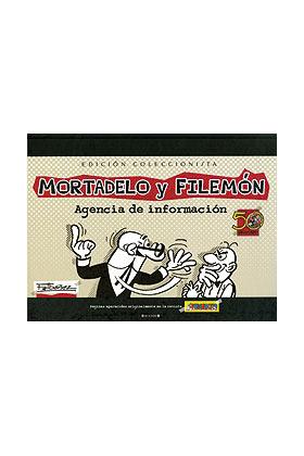 MORTADELO Y FILEMON: AGENCIA DE INFORMACION EDICION COLECCIONISTA