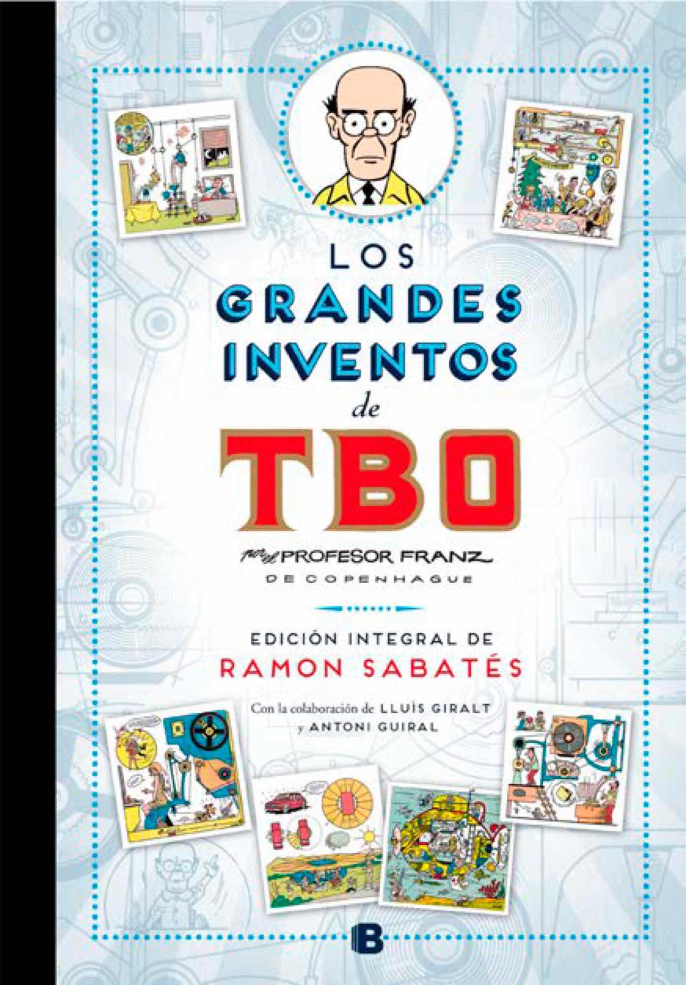 LOS GRANDES INVENTOS DE TBO