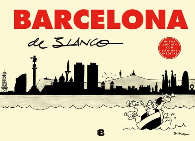 BARCELONA DE BLANCO