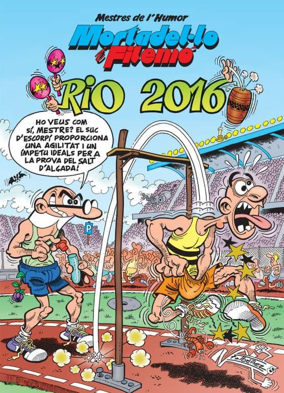 MESTRES DE L'HUMOR 42. RIO 2016  (CATALAN)