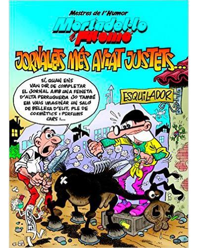 MESTRES DE L'HUMOR 44: JORNALETS MES AVIAT JUSTETS (CATALAN)
