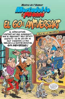 MESTRES DE L'HUMOR 48. EL 60e ANIVERSARI  (CATALAN)