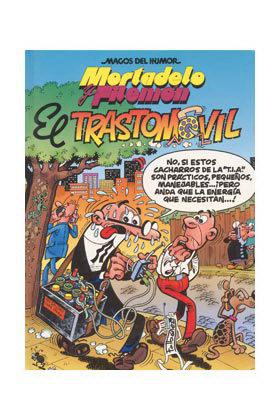 MAGOS HUMOR 69: TRASTOMOVIL, EL