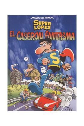 MAGOS HUMOR 90: CASERON FANTASMA, EL