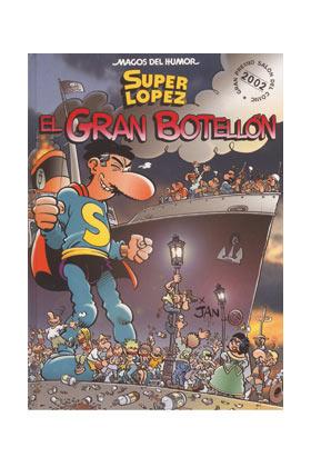 MAGOS HUMOR 93: EL GRAN BOTELLON (SUPER LOPEZ)