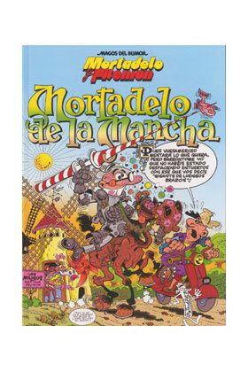 MAGOS HUMOR 103: MORTADELO DE LA MANCHA