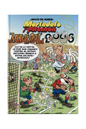 MAGOS HUMOR 110. MUNDIAL 2006