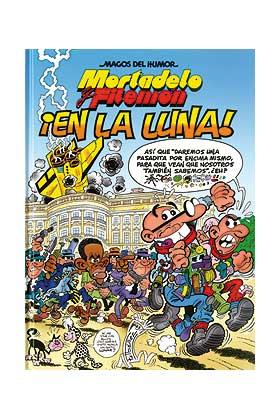MAGOS HUMOR 127. EN LA LUNA