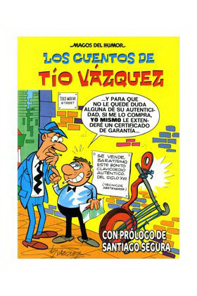 MAGOS HUMOR 138: LOS CUENTOS DE TIO VAZQUEZ