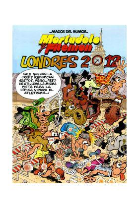 MAGOS HUMOR 151. LONDRES 2012 (MORTADELO Y FILEMON)