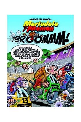 MAGOS HUMOR 157: ¡BROOMMM!