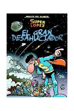 MAGOS HUMOR 161: EL GRAN DESAHUCIADOR  (SUPERLOPEZ)