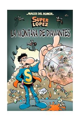 MAGOS HUMOR 165. LA MONTAÑA DE DIAMANTES  (SUPERLOPEZ)