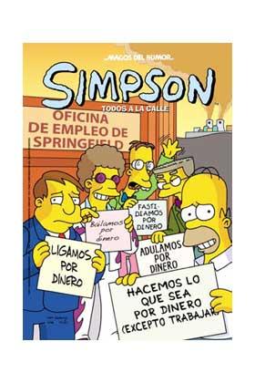 MAGOS HUMOR SIMPSON 29. TODOS A LA CALLE