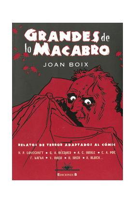 GRANDES DE LO MACABRO
