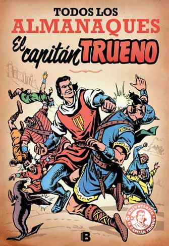 EL CAPITAN TRUENO. TODOS LOS ALMANAQUES