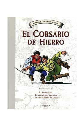 EL CORSARIO DE HIERRO TOMO 01 (ALBUM)