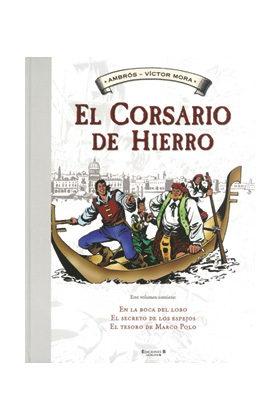 EL CORSARIO DE HIERRO TOMO 02 (ALBUM)