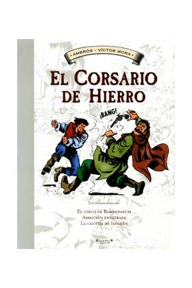 EL CORSARIO DE HIERRO TOMO 04 (ALBUM)