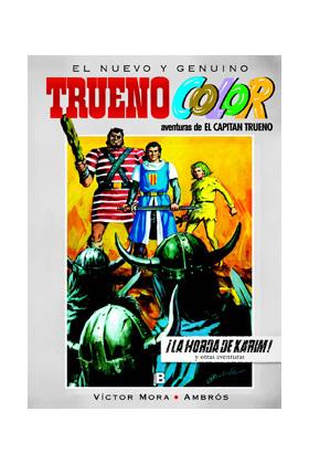 TRUENO COLOR 09. LA HORDA DE KARIM