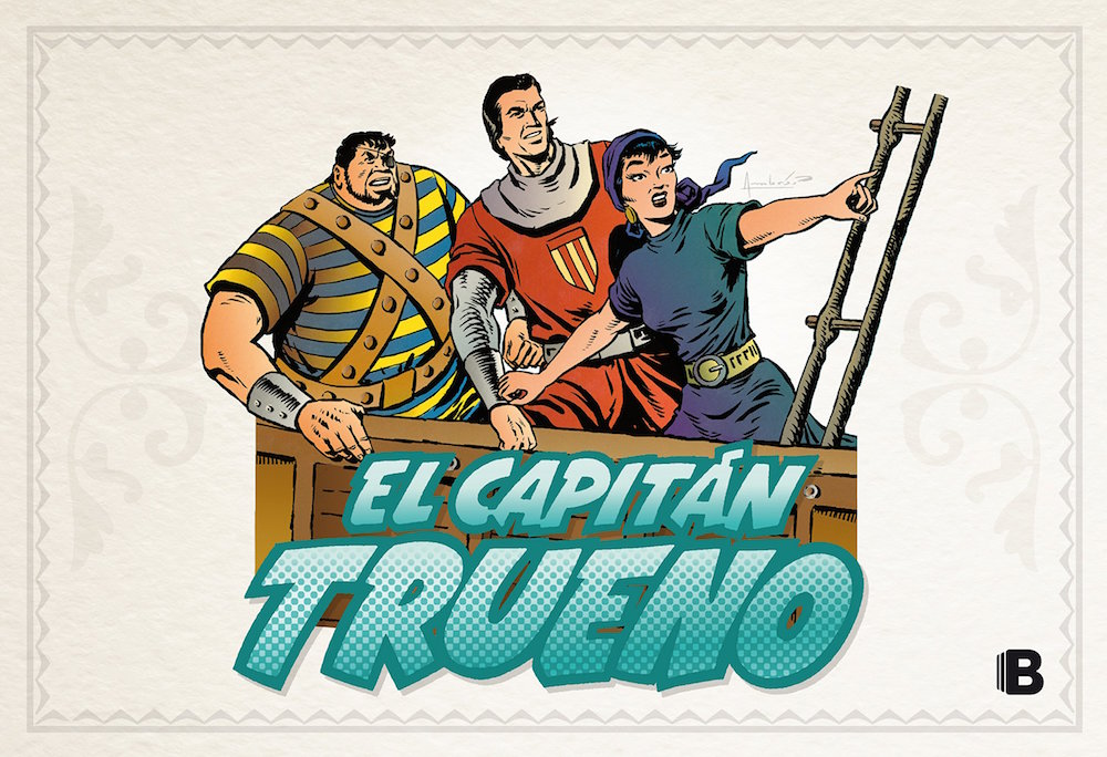 EL CAPITAN TRUENO FACSIMIL 12
