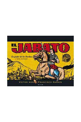 ALBUM JABATO 01: EN PODER DE LOS PARTHOS Y OTRAS AVENTURAS