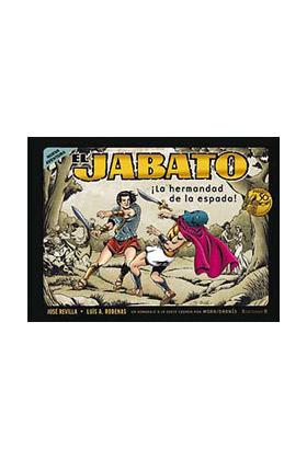 ALBUM JABATO 02: LA HERMANDAD DE LA ESPADA