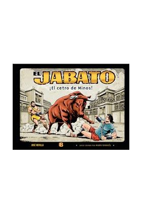 ALBUM JABATO 04. ¡EL CETRO DE MINOS!