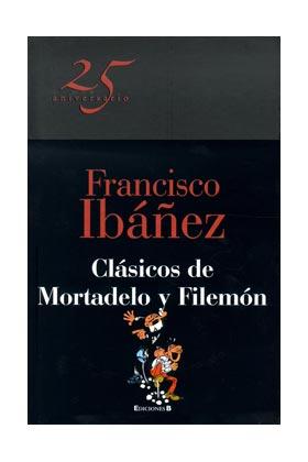 CLASICOS DE MORTADELO Y FILEMON (25 ANIVERSARIO)