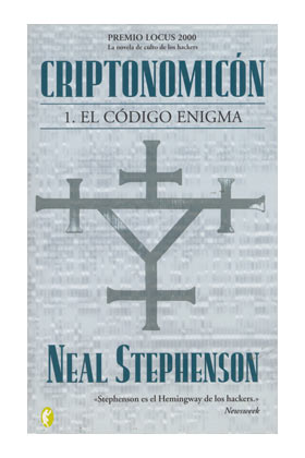 CRIPTONOMICON I( COL. NOVA )