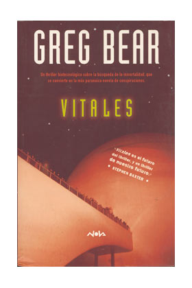 VITALES (COL. NOVA) (GREG BEAR)