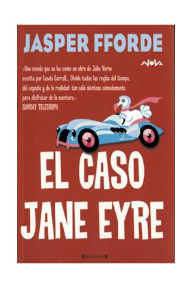 EL CASO JANE EYRE (COL. NOVA)