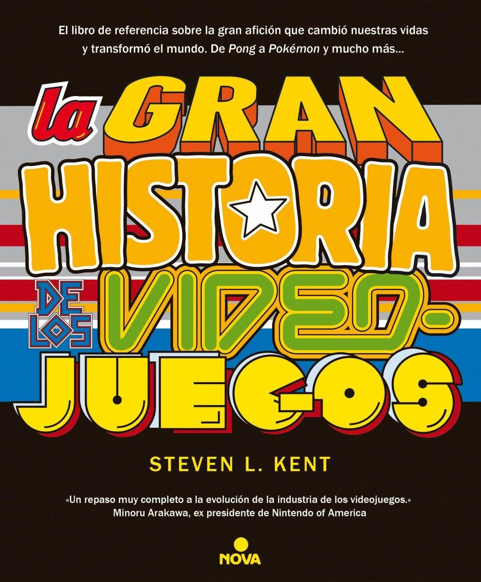 LA GRAN HISTORIA DE LOS VIDEOJUEGOS