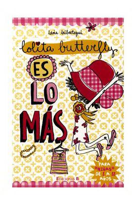 LOLITA BUTTERFLY ES LO MAS